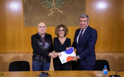 La Fundación INCYDE y la Asociación ARAPDIS, firman un nuevo protocolo de colaboración para los programas de Formación 2020