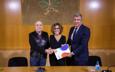 La Fundació INCYDE i l'Associación ARAPDIS, signen un nou protocol de col.laboració per al desenvolupament dels programes de Formació 2020