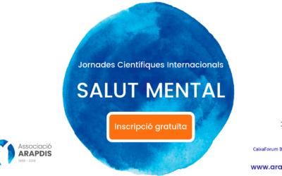 El 18 y 19 de marzo, ven a las Jornadas Internacionales sobre Salud Mental!