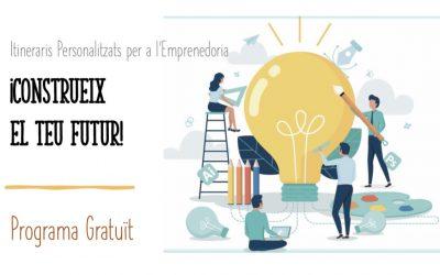 El proper 30 de març ¡Construeix el teu futur!